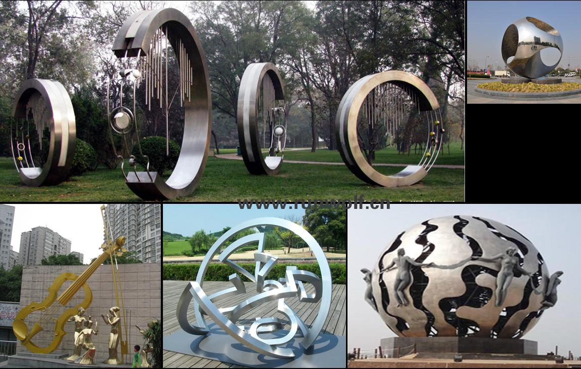 异型不锈钢制作,不锈钢雕塑,景观雕塑,钢构艺术